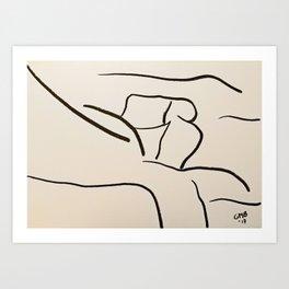 A Study of the Guggenheim Bilbao Art Print