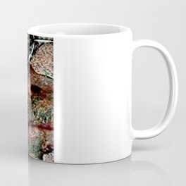 Old man and gray, but another 20 years until the last day. Coffee Mug