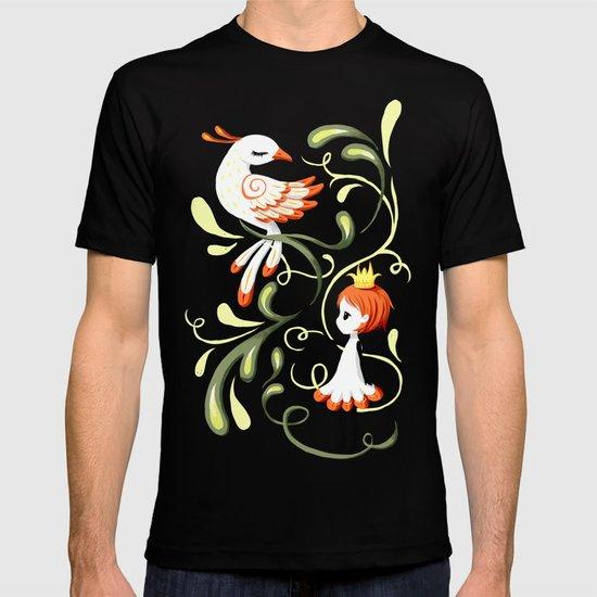 Princess and a Bird T-shirt