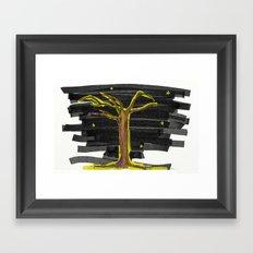 Tree#2 Framed Art Print