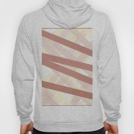 Abstract 01 Aug 2020 (Apricot, Cream, White, Peach, Coral, & Copper) Hoody