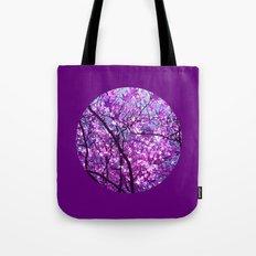 purple tree XXXIII Tote Bag