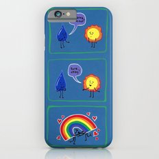 Let's Make Rainbows Slim Case iPhone 6s