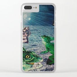Status: MISSING Cause of death: UNKNOWN Clear iPhone Case
