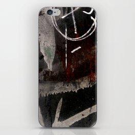 Warlord Marking iPhone Skin