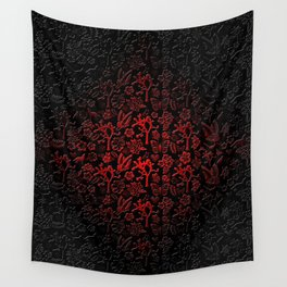 Joshua Tree Vampiro by CREYES Wall Tapestry