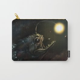 You Never Know What's Out There... Carry-All Pouch