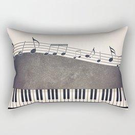 Piano Rectangular Pillow