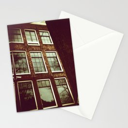 anne frank house Stationery Cards
