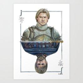 kingslayer Art Print
