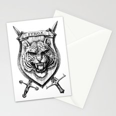 Danger zone Stationery Cards