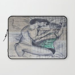 Nowhere I'd Rather Be Laptop Sleeve