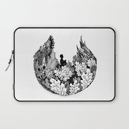Commune With Nature Laptop Sleeve