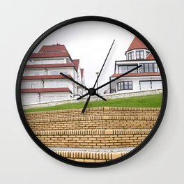 I Love Knokke Wall Clock