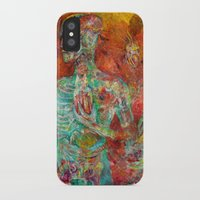 biology iPhone & iPod Cases featuring Synthetic Biology by Lennon Michalski