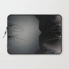 Branching Into Darkness Laptop Sleeve