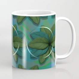 Paradise and Silver Coffee Mug