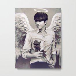 Angel Hyun Metal Print