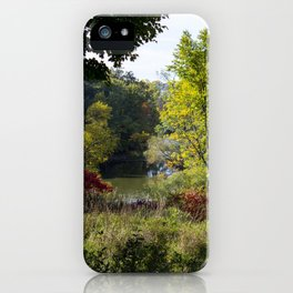 It is starting to look like Fall!! iPhone Case