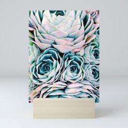 Pastel Paradise Mini Art Print