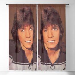 David Cassidy, Hollywood Legend Blackout Curtain