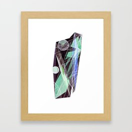 Geminate - Sprite Framed Art Print