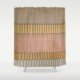 Simplicity #2 Shower Curtain