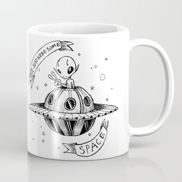 Some Space Coffee Mug