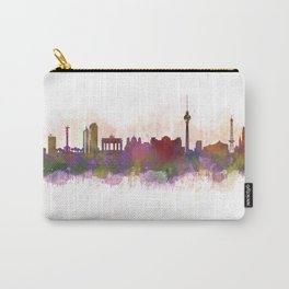 Berlin City Skyline HQ1 Carry-All Pouch