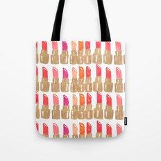 Lipstick! Tote Bag