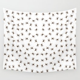 House spiders Wall Tapestry