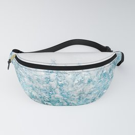 Snowy Pines Fanny Pack