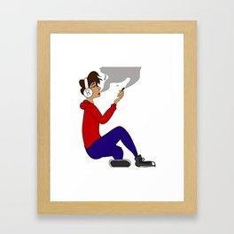 Michael Mell Framed Art Print