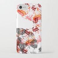 botanical iPhone & iPod Cases featuring Botanical by Amy Davis
