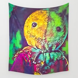 Green Eggs And Ham Wall Tapestry