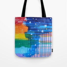 Flags for the Future 2 Tote Bag