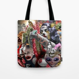 Cosmic Witchcraft Tote Bag