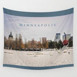Minneapolis Wall Tapestry