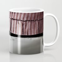 cardinal Mugs featuring CARDINAL by MACHINEGUN