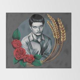 Joy Division - Ian Curtis Throw Blanket