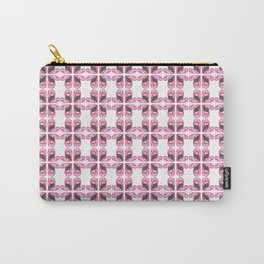 Pink Lips Gasp Carry-All Pouch
