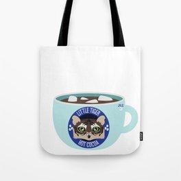 Little Tiger Hot Cocoa Tote Bag