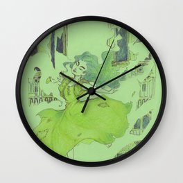 la danse Wall Clock