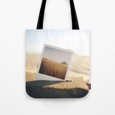 Morro Bay Polaroid Tote Bag