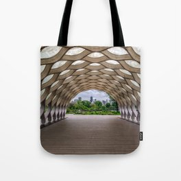 Chicago's Honeycomb in Lincoln Park Tote Bag