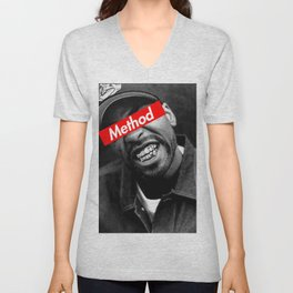 METHOD MAN WU TANG DESIGN Unisex V-Neck