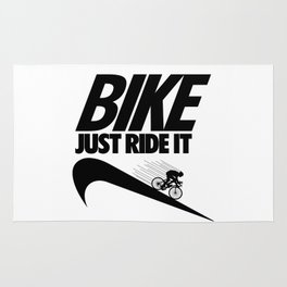 Just Ride It Rug