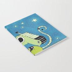 Green & Black Dragonie Notebook