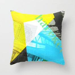 Story of the Roads - 2 Throw Pillow