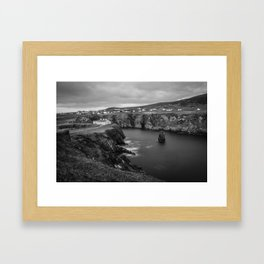 Simple Life Framed Art Print